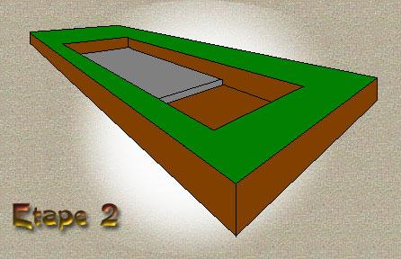 voici comment fabriquer chez vous un terrain de boule. Black Bedroom Furniture Sets. Home Design Ideas